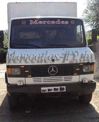 отзывы владельцев Mercedes Vario 609